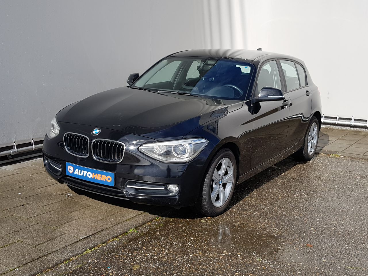 bmw 1er 116i navi climat cruise start stop. Black Bedroom Furniture Sets. Home Design Ideas